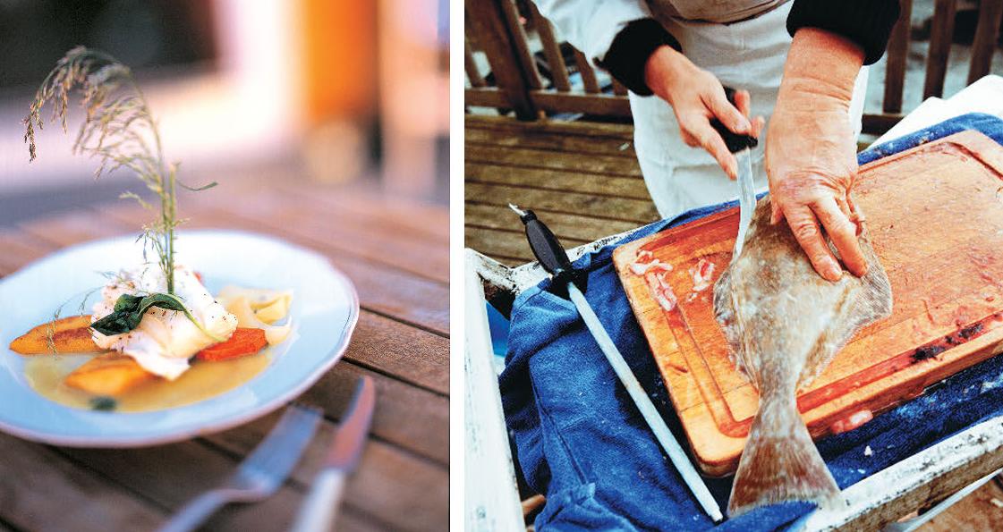 Icelandic Seafood Chef Runar Marvins