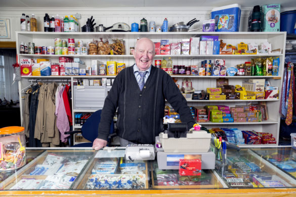 Icelandic corner shops