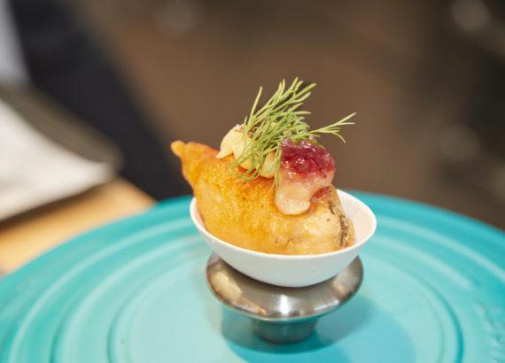 Icelandic salt cod mediterranean style