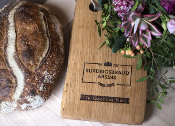 Sourdough bread of the year award in Iceland 2019-2020