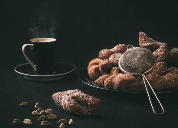 Kleinur kleina kaffi coffee