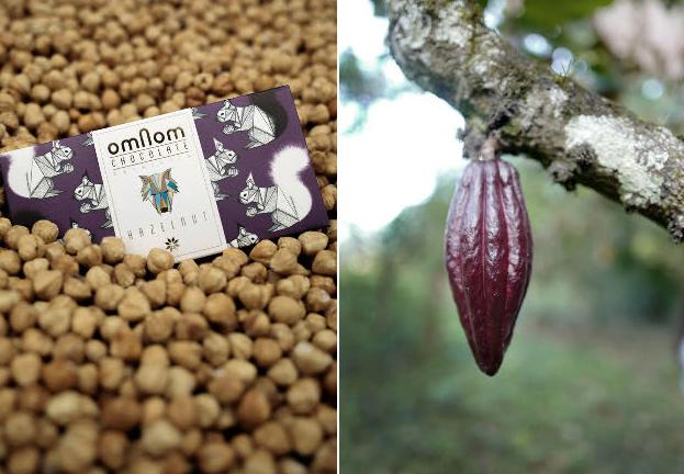 Omnom – From Bean to Bite