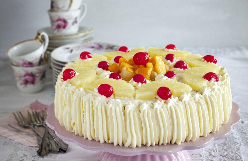 Icelandic Cream Cake